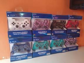 Controles genéricos para PlayStation 3