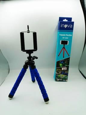 Trípode flexible para celular