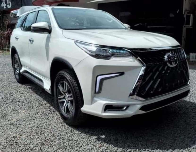 Toyota Fortuner 2021 0Km - 0