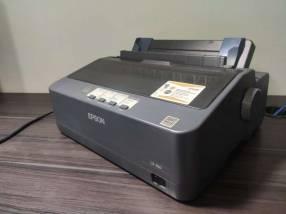 Impresora matricial para facturación Epson LX-350