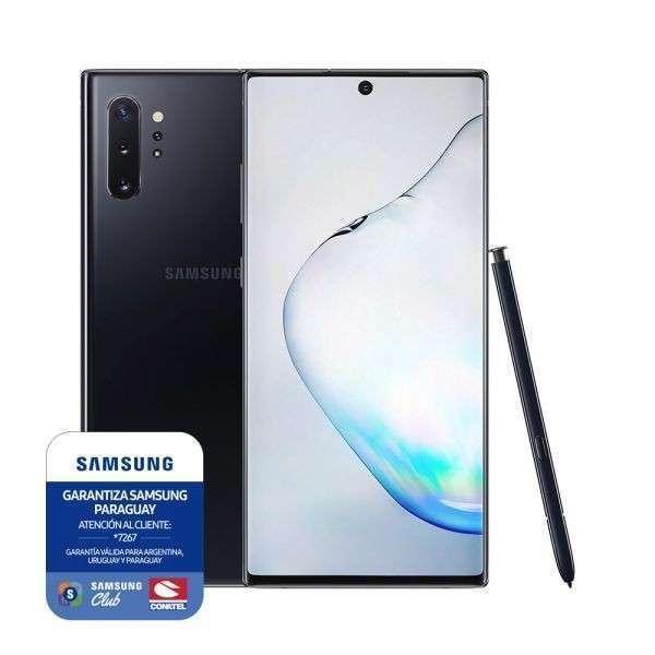 Samsung Galaxy Note 10 Plus de 256 gb    Gs. 2.800.000.- - 0