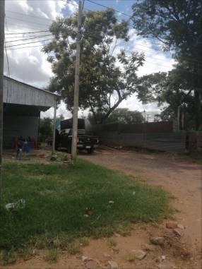 Terreno de 12x20 s/ ruta Bernardino Caballero - Ypané