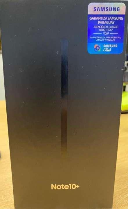Samsung Galaxy Note 10 Plus de 256 gb    Gs. 2.800.000.- - 1