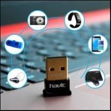 Havit HV-888 bluetooth adaptador USB