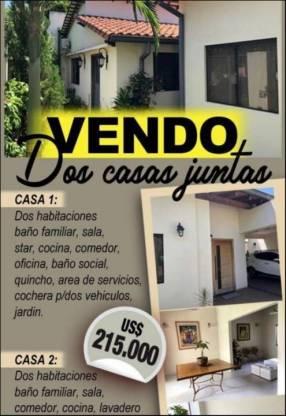 Casas en Asunción