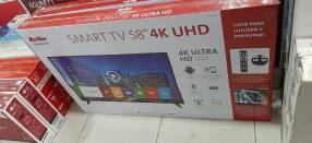 Smart TV Kolke UHD 4K de 58 pulgadas