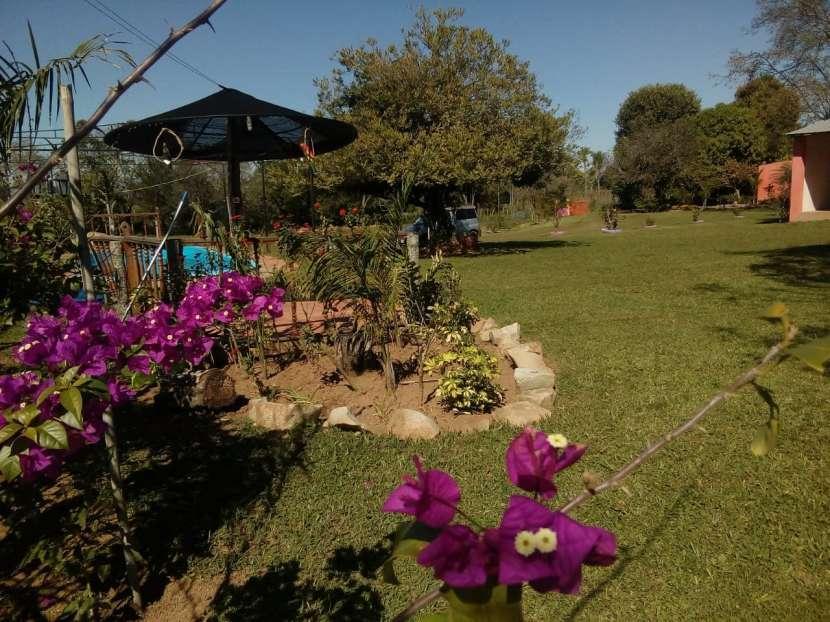 Casa quinta con piscina y laguna - 2