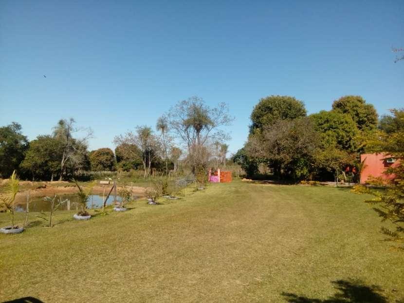 Casa quinta con piscina y laguna - 3