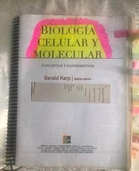 Biología Karp fotocopia