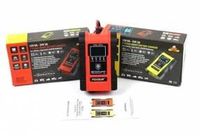 Cargador inteligente de baterías