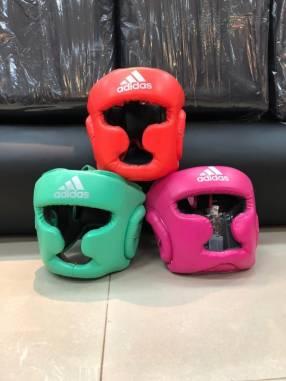Cabezales Adidas muay thai kickboxing boxeo