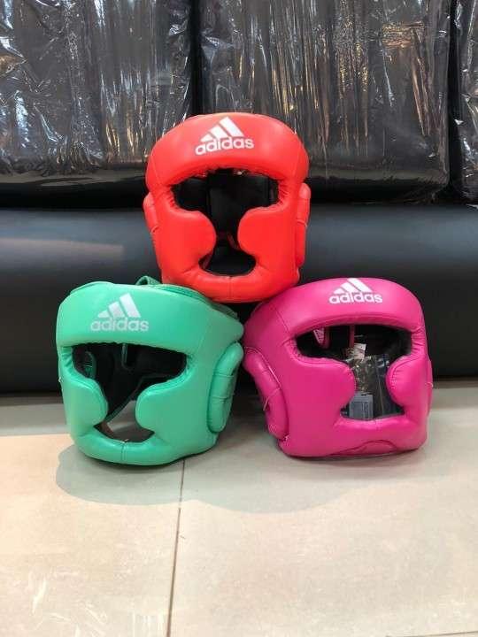 Cabezales Adidas muay thai kickboxing boxeo - 0