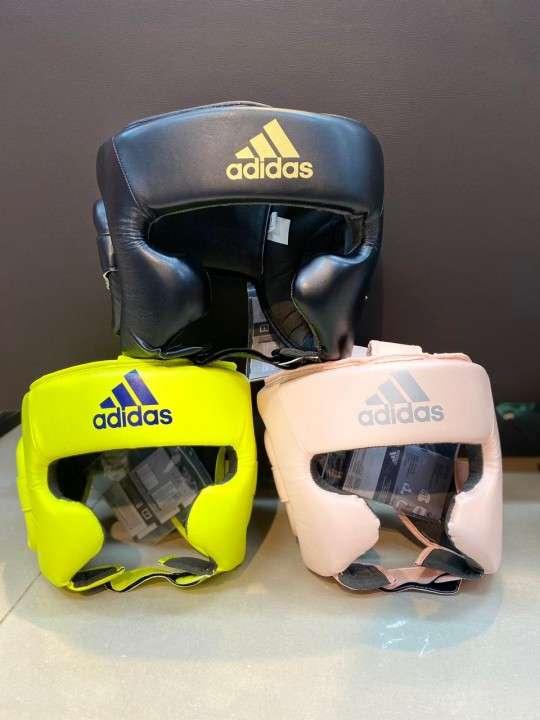 Cabezales Adidas muay thai kickboxing boxeo - 4
