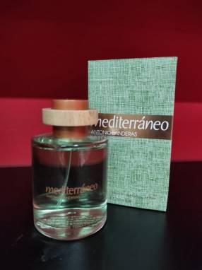 Perfume Mediterráneo Antonio Banderas 100 ml