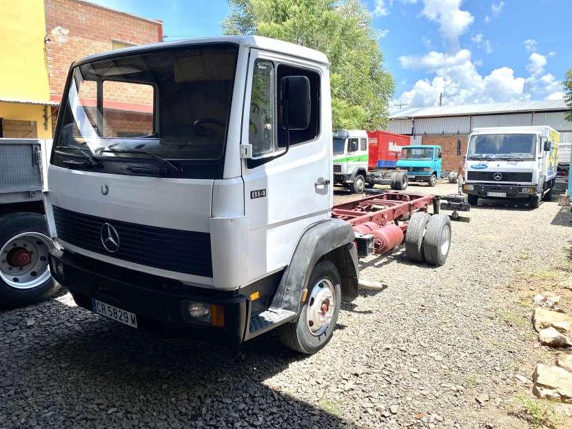 Mercedes Benz 814 1990 - 0