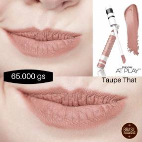 Mary Kay At Play labial líquido mate taupe that