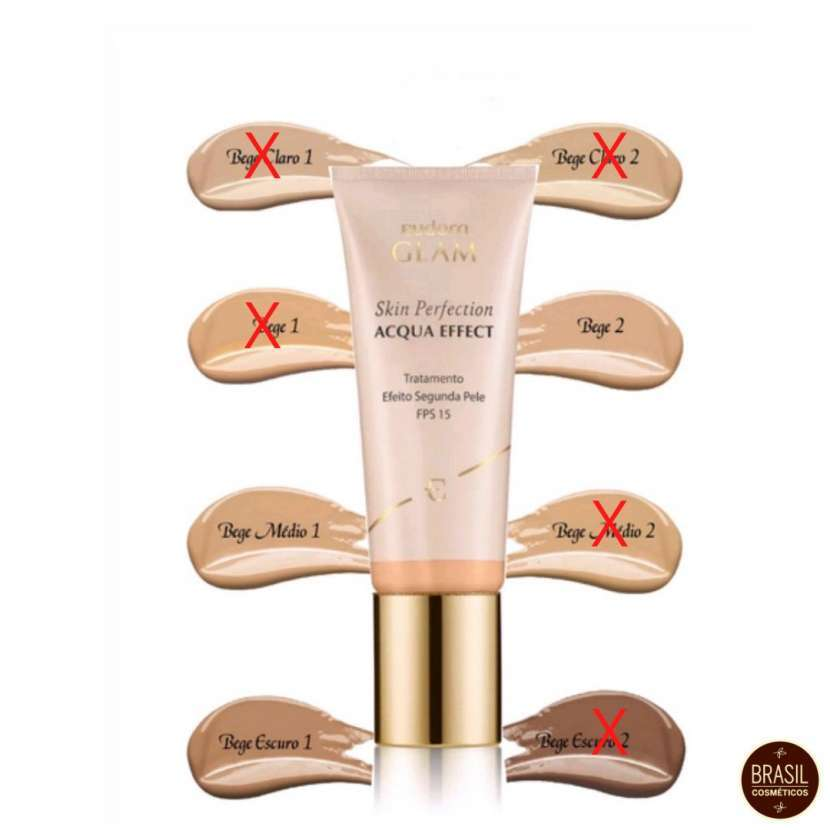 Eudora Glam Skin Perfection Base Acqua Effect - 0