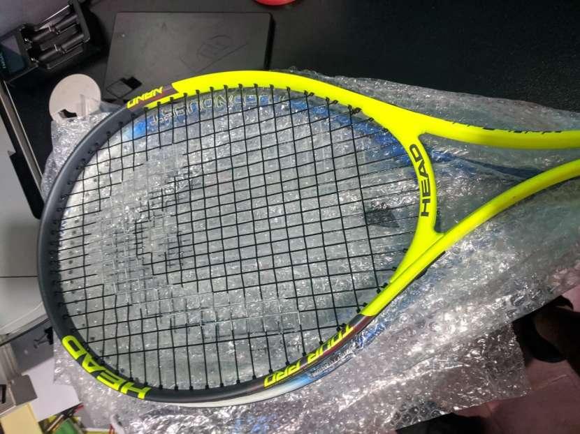 Raquetas nuevas y usadas - 0