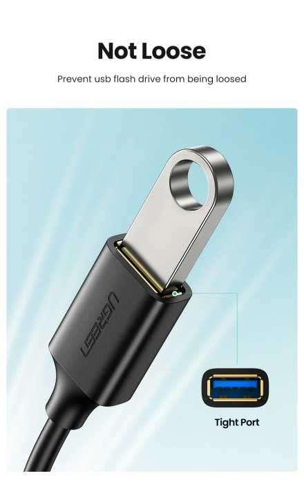 Adaptador USB Tipo-C a USB 3.0 UGREEN - 2