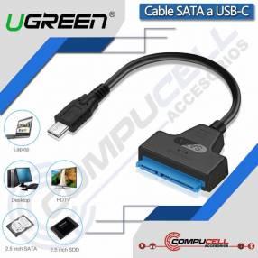 Adaptador USB Tipo C a SATA