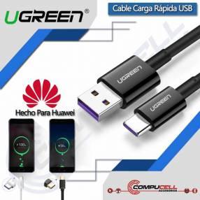 Cable USB Tipo C de Carga Rápida para Huawei Supercharge