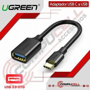 Adaptador USB Tipo-C a USB 3.0 UGREEN