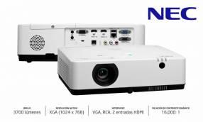 Proyector NEC NP-MC372X 3700 lúmenes