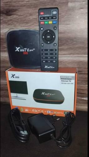 TV Box Ximi + IPTV