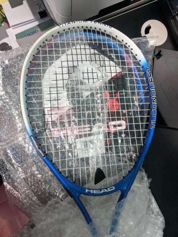 Raquetas nuevas y usadas - 1