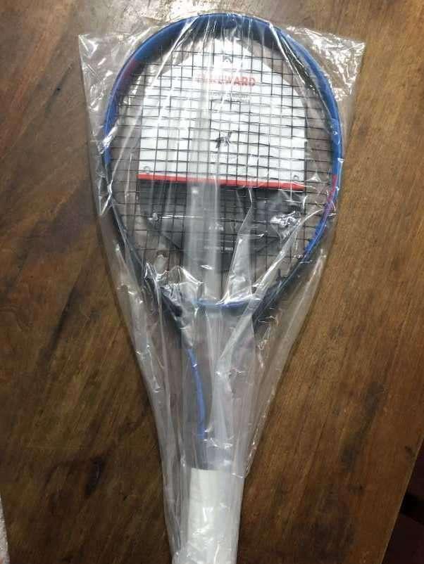 Raquetas nuevas y usadas - 2