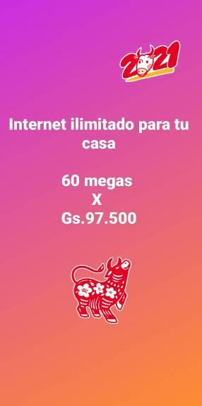 Internet wifi ilimitado