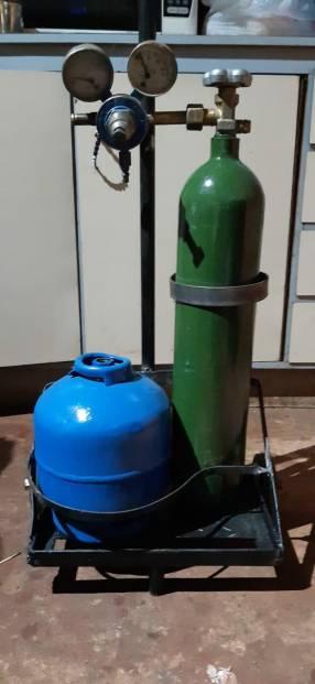 Equipo para técnico de refrigeración