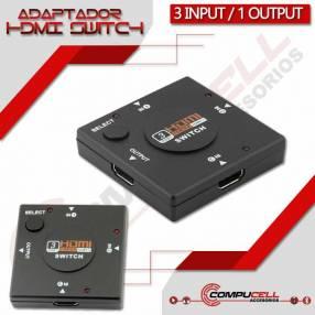 Switch HDMI 3x1