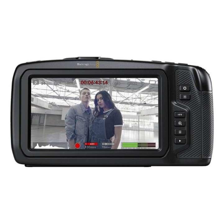 Cámara digital Blackmagic Pocket Cinema 6K Cuerpo - 2