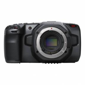 Cámara digital Blackmagic Pocket Cinema 6K Cuerpo