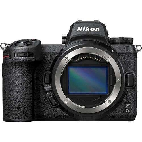 Cámara Nikon Z7 II Cuerpo - 0