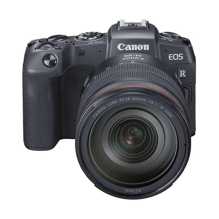 Cámara Canon EOS RP Kit 24-105mm F/4L IS USM - 1
