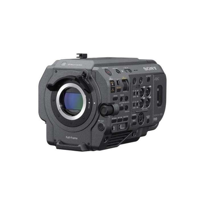 Cámara filmadora Sony PXW-FX9 6K Kit 28-135mm - 2