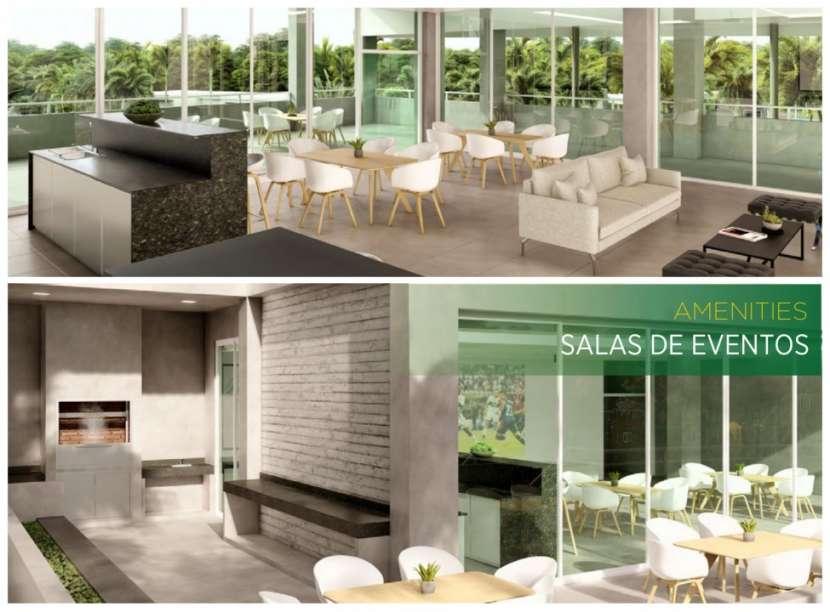 Departamento 2 dormitorios planta baja con patio 100 m2 - 8