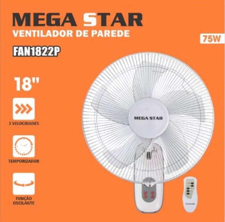 Ventilador de pared - FAN1822P - 0