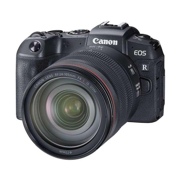 Cámara Canon EOS RP Kit 24-105mm F/4L IS USM - 0