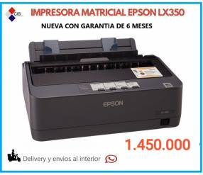Impresora para facturación