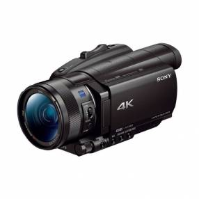 Cámara filmadora FDR-AX700 4K HDR