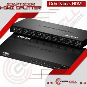 Splitter HDMI 1x8