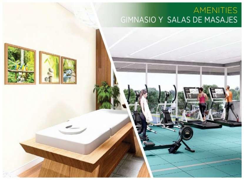 Departamento 2 dormitorios planta baja con patio 100 m2 - 6