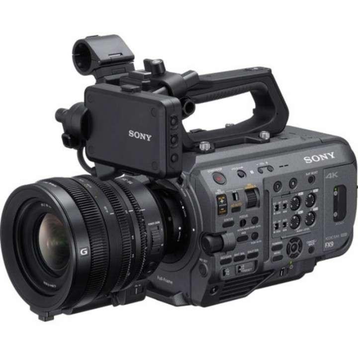 Cámara filmadora Sony PXW-FX9 6K Kit 28-135mm - 0