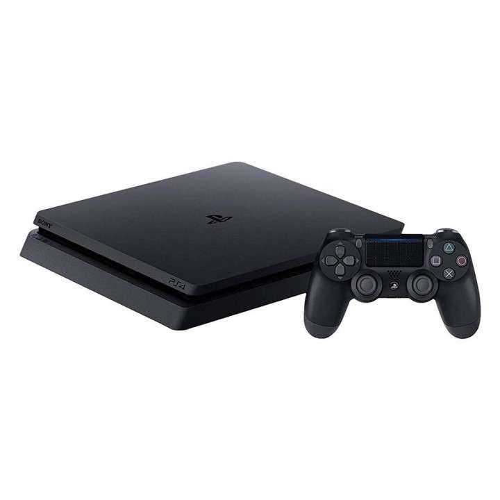 Consola Sony PlayStation 4 slim americano 2215B 1 TB - 1