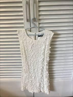 Vestido corto de H&M