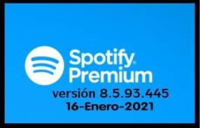 Spotify Premium de por vida