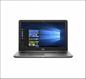 Notebook Dell Inspiron 15 pulgadas Core i7 16 gb RAM touch screen